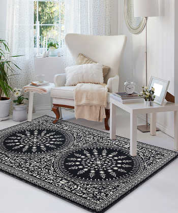 JULIE MEDALLION RUG
