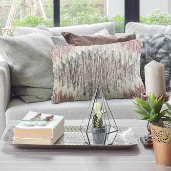 Multi Pet Woven Cushion