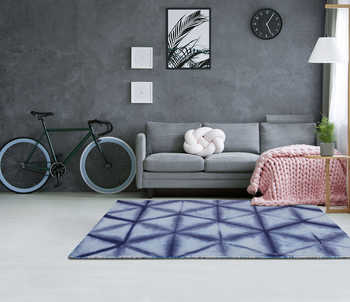 SPECKLE DIAMOND RUG