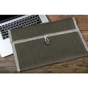 Cotton Knitted Laptop Sleeve