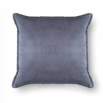 Grey Chenille Jacquard Cushion Cover