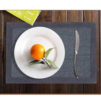 Blue Placemats / Table Mats (Set of 4)