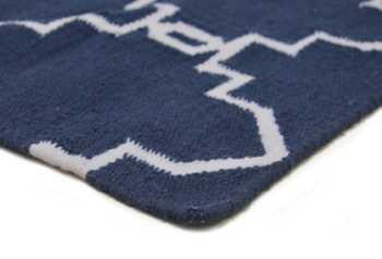 Hand Woven PET Rug