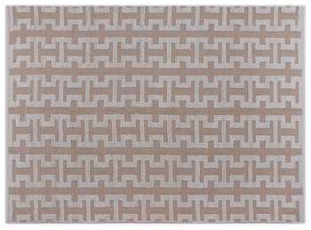Hand Woven Jute/Wool Rug