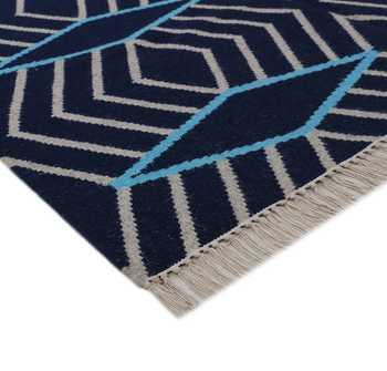Hand Woven Punja Kilim  Rug