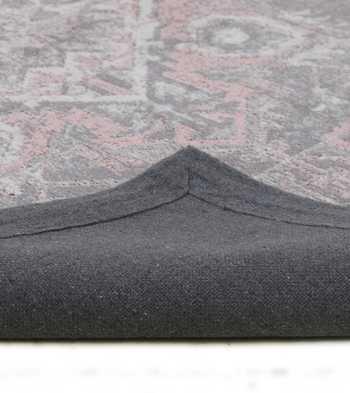 Jacquard Woven Cotton Rug