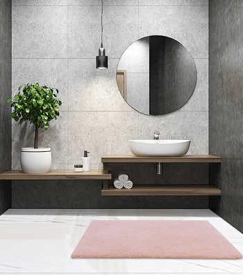 Solid Supersoft Bathmat