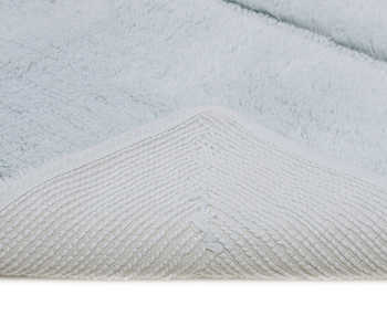 Border Outline Bathmat