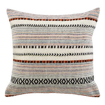 Multi Cotton Jacquard With Dori Cushion