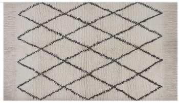 Hand Woven Woolen Rug
