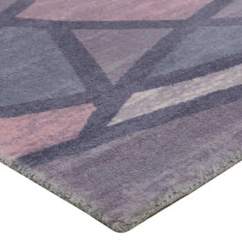 COLOUR MAP RUG
